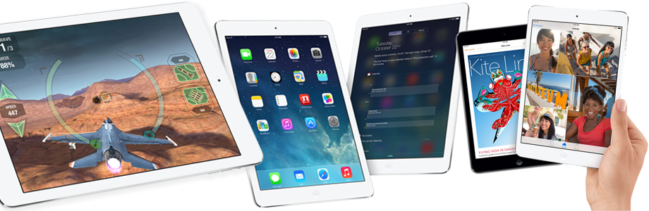 Apple iPad Help & Technical Support Brisbane