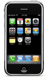 The Apple iPhone Smartphone