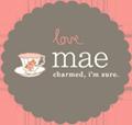 Love Mae Logo