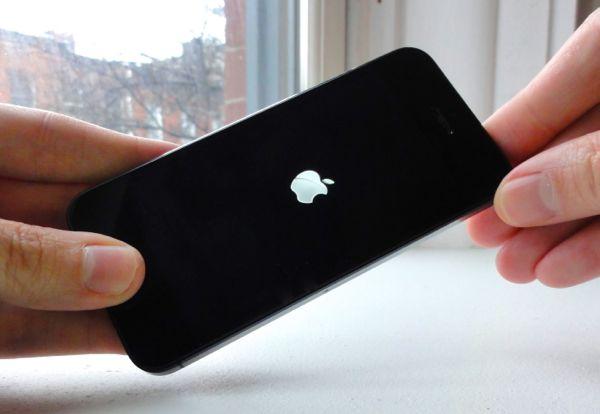 iphone 5s phone screen frozen
